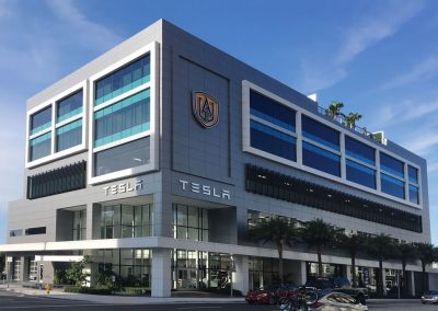 Gables Auto Vault and Tesla Dealership